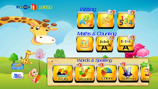 Kids Learning Education Games